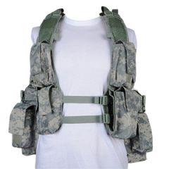 AT Digital Camo Tactical Combat Vest