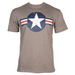 USAF T-Shirt - Urban Grey