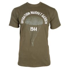 Market Garden T-Shirt - Olive Green