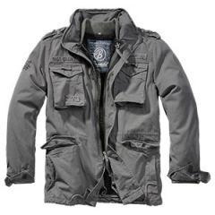 Brandit M65 Giant Jacket - Charcoal Grey