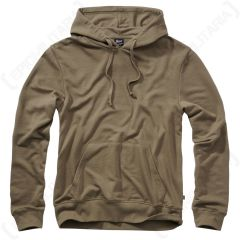 Brandit Hooded Sweat Shirt - Olive