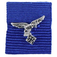 Luftwaffe Long Service Medal (4 years/18 years) Medal Ribbon