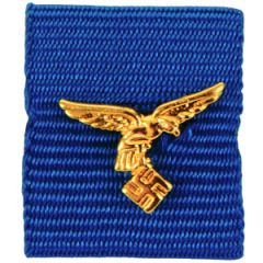 Luftwaffe Long Service Medal (12 years/25 years) Medal Ribbon