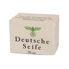 WW2 German Deutsche Seife Soap Bar - Imperfect