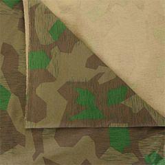German Splinter Camo Fabric - 160cm x 100cm