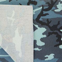 US Army Skyblue Camo Fabric - 160cm x 100xm