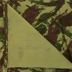 Portuguese HBT Lizard Camo Fabric - 140cm x 100cm