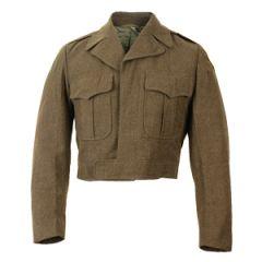 Original Vietnam Era US M50 Ike Jacket - 34S