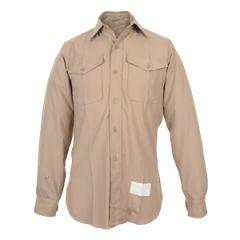 "Original US Khaki Wool Shirt - 40"""