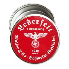 WW2 German Shoe Cream Tin
