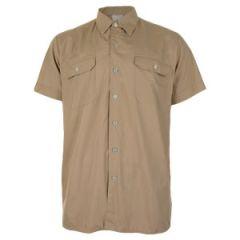 Original Short Sleeve German Service Shirt - Khaki