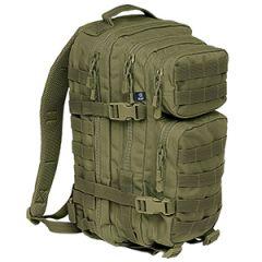 25L Brandit US Cooper Medium Backpack - Olive