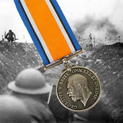 British WW1 War Medal