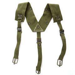 Original Czech Army Y-Strap Suspenders