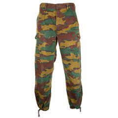Original Belgian Camo M90 Field Pants