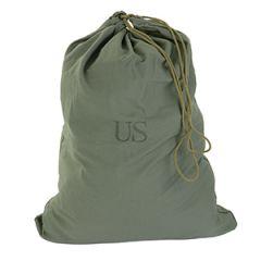Original US 80 x 60cm GI Laundry Bag - Olive Drab