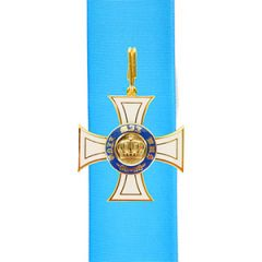 Prussian Order of Crown - 2nd Class without Swords