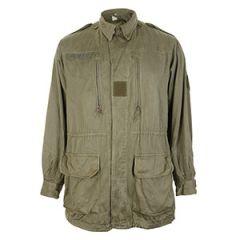 Original French M64 Jacket - Olive