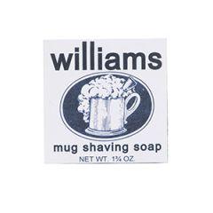 WW2 US Williams Mug Shaving Soap Box