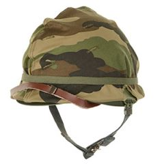 Repro US M1 Helmet with Liner and Cover