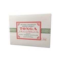 WW2 German Tonga Tea Packet