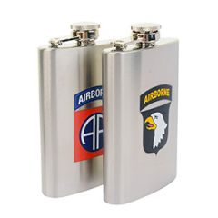 Stainless Steel Hip Flask 5oz