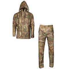 Waterproof Jacket and Trouser Set - Multitarn