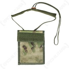 Wallet with Lanyard - Miltacs