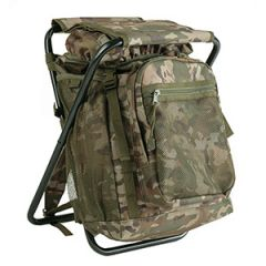 Backpack With Integrated Chair - Multitarn