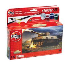 Airfix Tiger 1 Starter Set