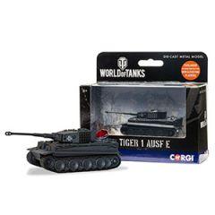 World of Tanks Die Cast Tiger I Tank