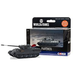 World of Tanks Die Cast Panther Tank