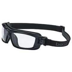 Bolle Ultim8 Clear Lens Safety Goggles