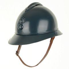 French WW1 Adrian Helmet