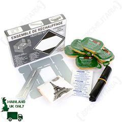Food Ration Heating Kit