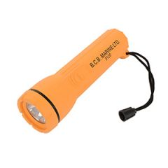 Fflam Rubberised Signalling Torch