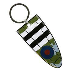 Spitfire Wing Keyring