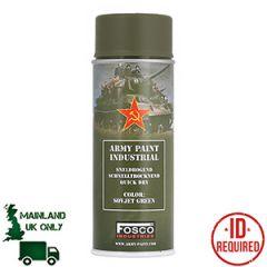 Army Spray Paint - Soviet Green