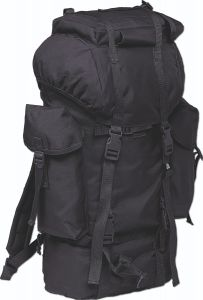 Brandit 65L Rucksack - Black