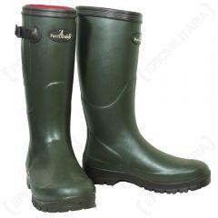 Sologne Neoprene Hunting Wellington Boots