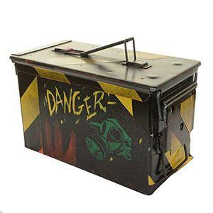 Original .50 Cal. Ammo Can - Danger Do Not Enter