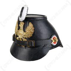 Prussian Shako Helmet - Imperfect
