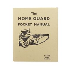 WW2 British Home Guard Pocket Manual