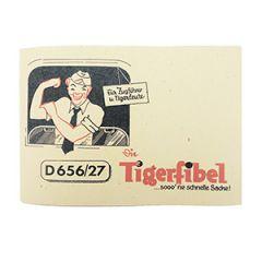 WW2 German Tigerfibel