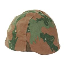 M83 South African Paratrooper Helmet Cover - Camo