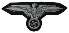 SS Officers Arm Eagle - Silver Bullion