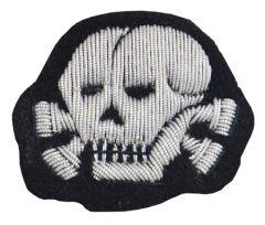 SS-Officer Cap Skull