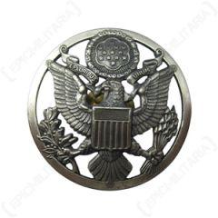 US Air Force Enlisted Airman Cap Badge