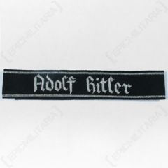 Adolf Hitler Officer (Gothic) Cuff Title - Imperfect Thumbnail