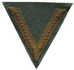 Afrika Corps Gefreiter - Tropical Tresse on Dark green